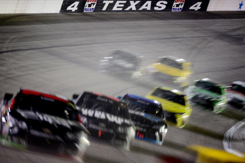 Track 39 S Stage Lengths For All Six Nascar National Series