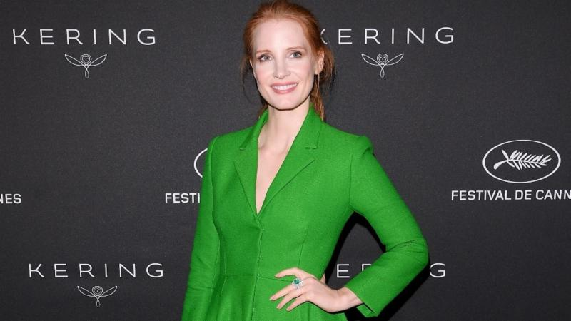 jessica chastain and many more advocating for women s rights in cannes at kering event