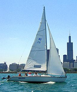 Colgate Sailing