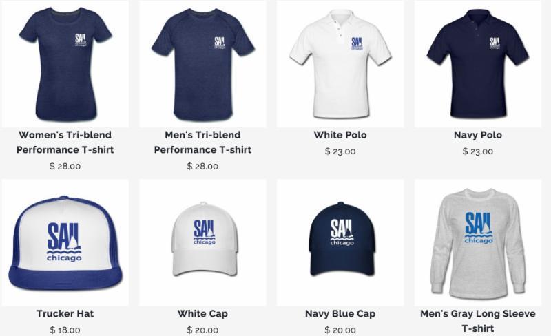 SC Store merchandise