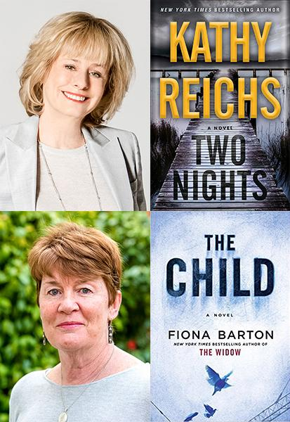 SPECIAL EVENT_ Kathy Reichs and Fiona Barton_ The Queens of Suspense_ In Conversation 07182017