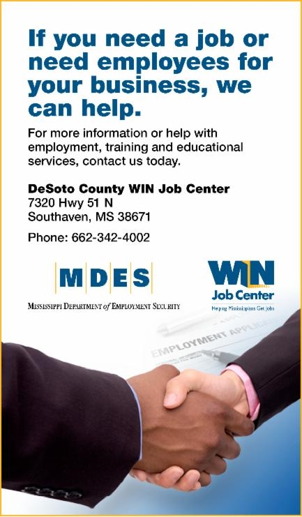 Do you know someone looking for a job?