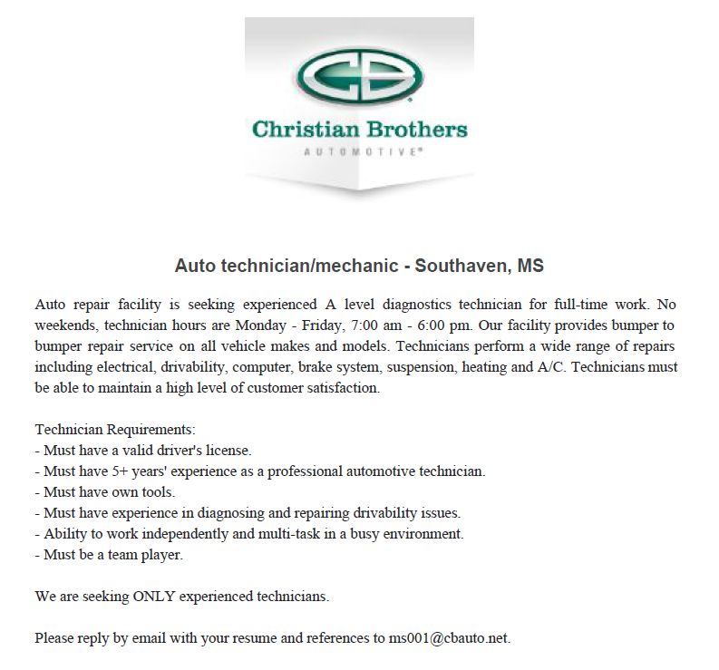 jobs in southaven ms