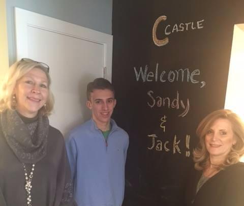 Sandy _ Jack at Buchanan PR