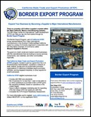 Border Export Program