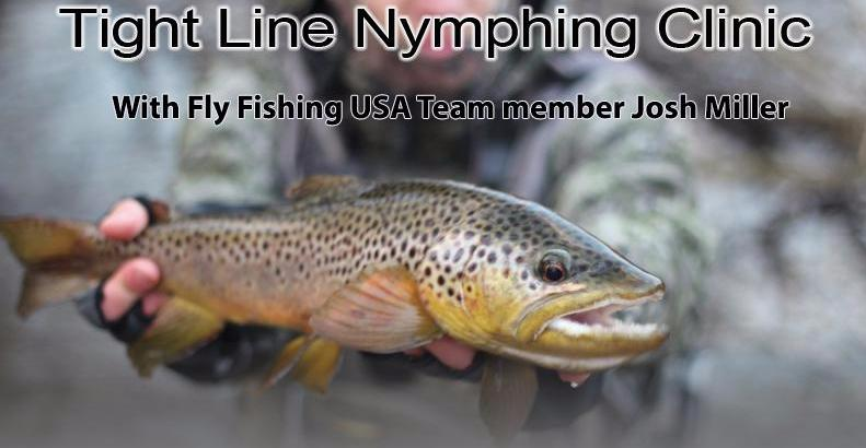 International angler for Fly fishing team usa