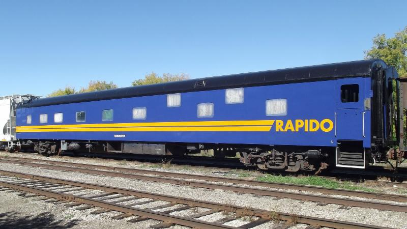 Rapido Sleeping Car