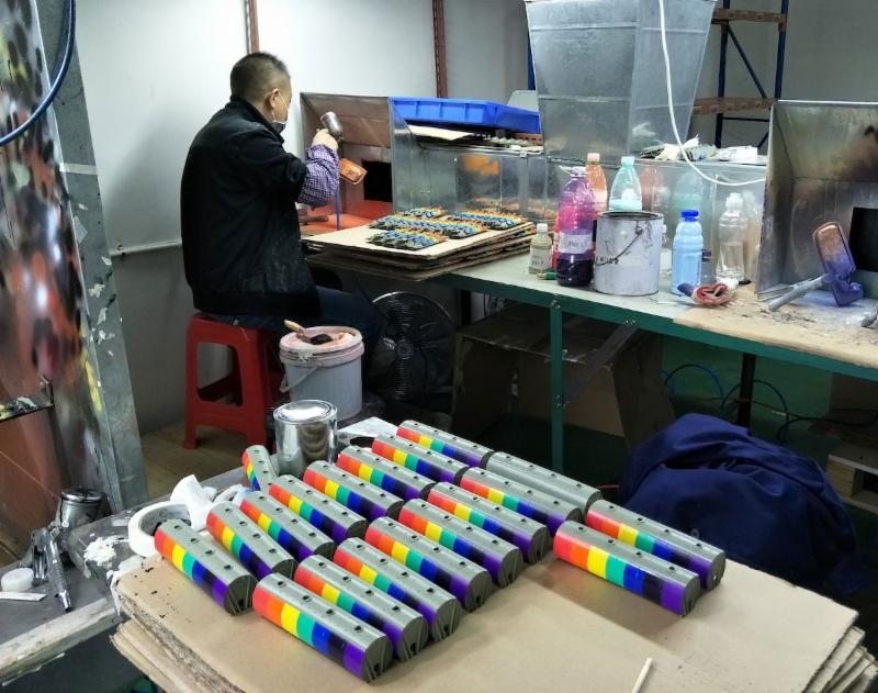 Rapido LRC Factory