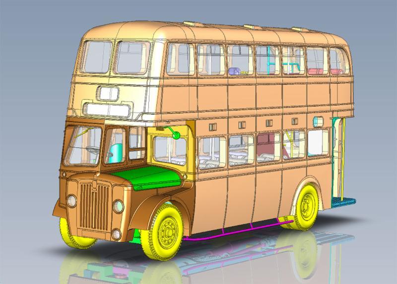 Rapido Birmingham Bus