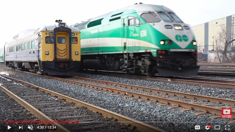 RDC 6133 GO train
