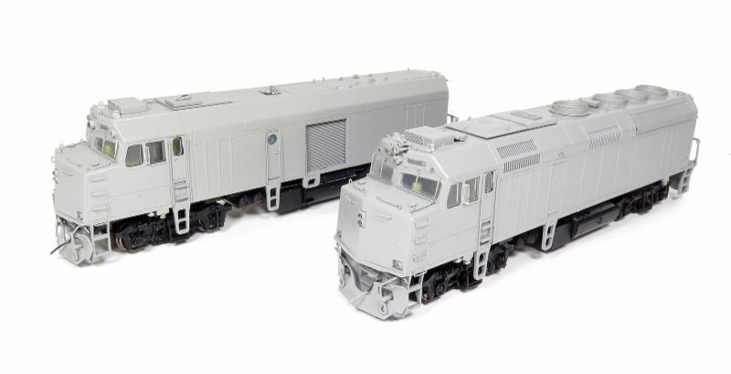 Rapido Amtrak F40 Cabbage