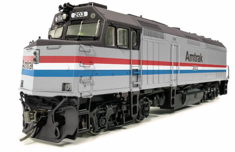 Amtrak F40
