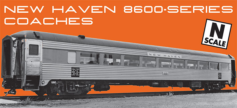 N scale New Haven