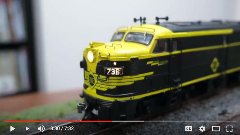 FA-2 Video Rapido