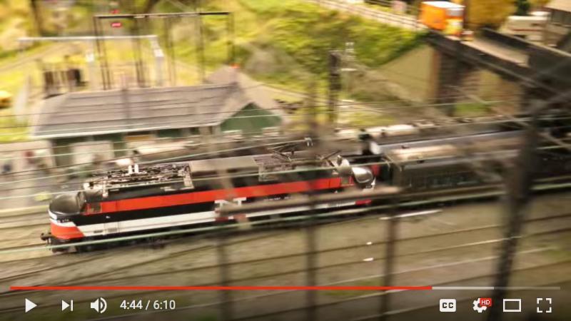 New Haven Railroad Movie