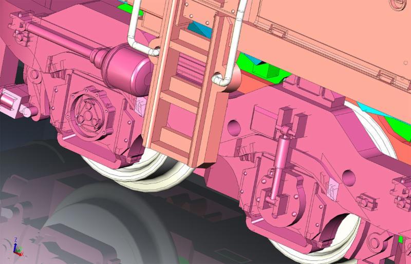 Rapido Truck