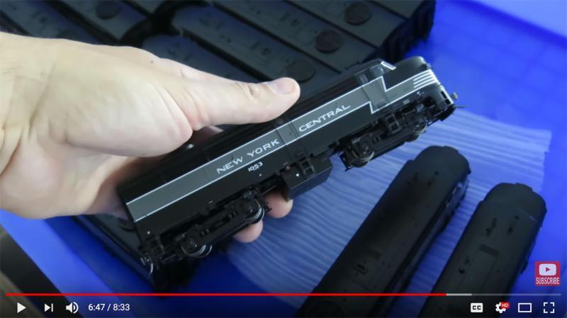 Model Train Factory
