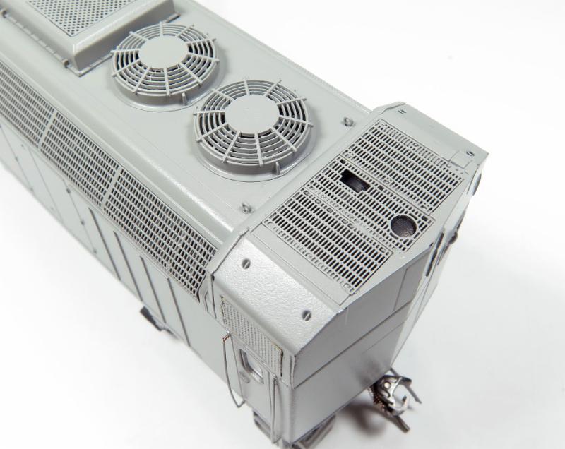 VIA F40 HEP Rebuild