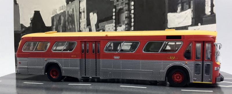 Model TTC Bus