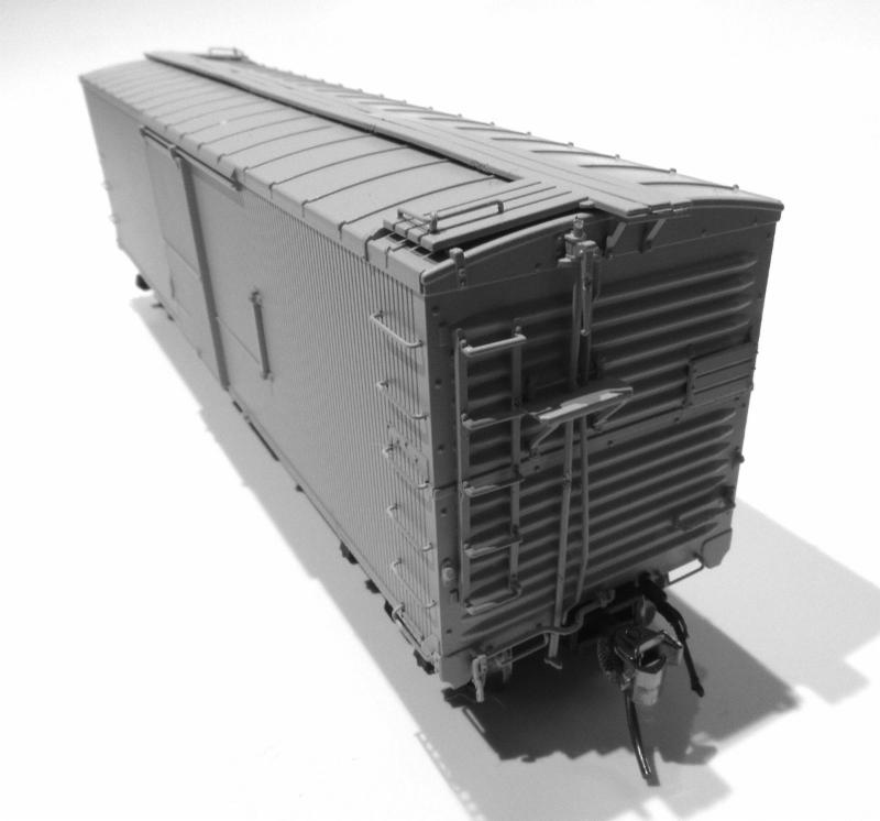 Rapido NP Boxcar
