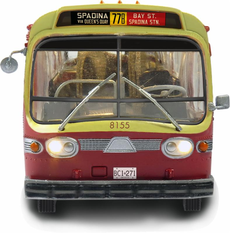 New Look Bus Model