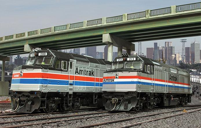 Amtrak F40PH