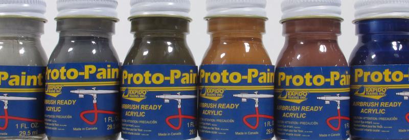 Proto-Paint Rapido