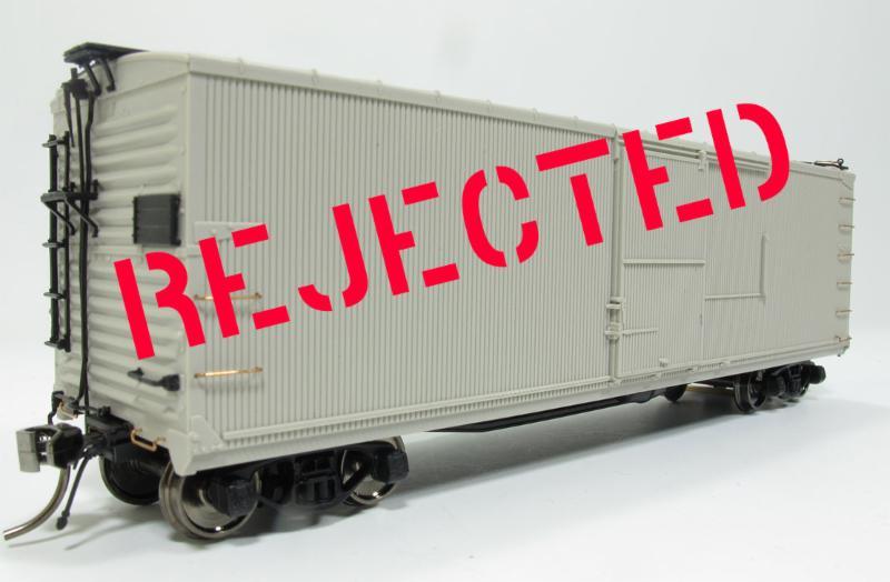 NP Rapido Reject