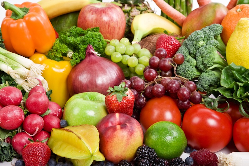 Fruits and Vegies