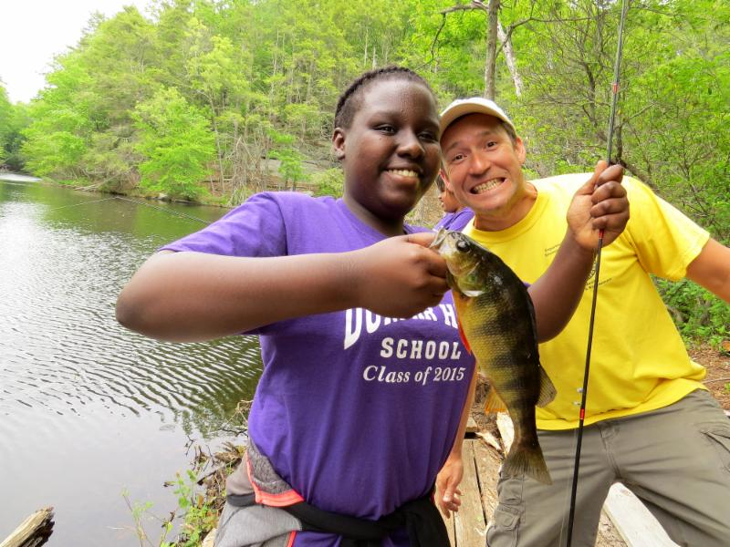 Connectictu may 13 is free fishing day for Free fishing day