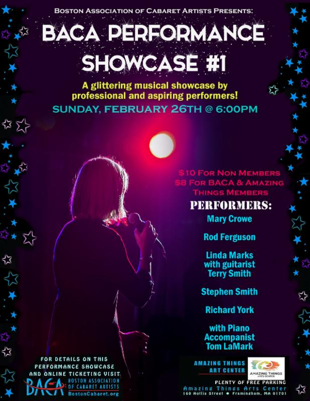 February 2017 Performance Showcase
