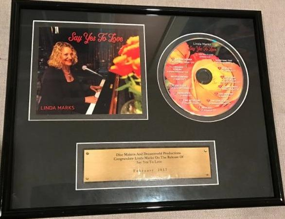 Say Yes To Love Plaque