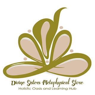 Divine Sisters Metaphysical Store Logo