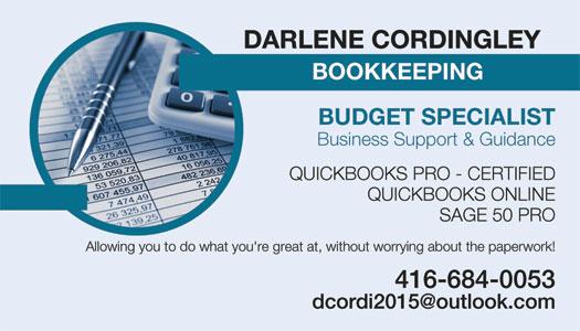 Darlene Cordingley