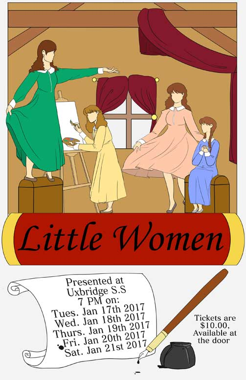 Little Women Jan. 17-21 at USS