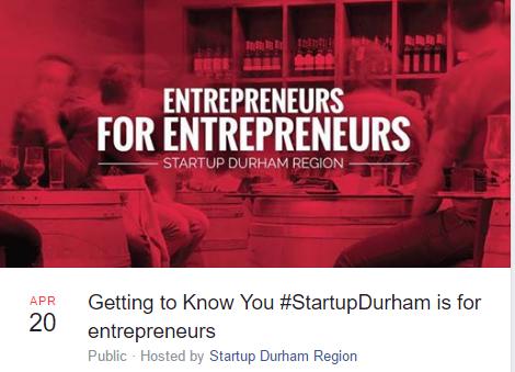 Startup Durham