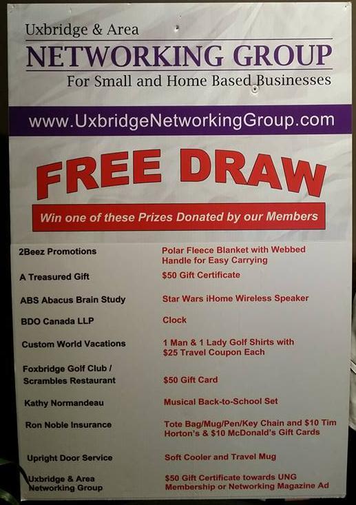UNG Free Draw