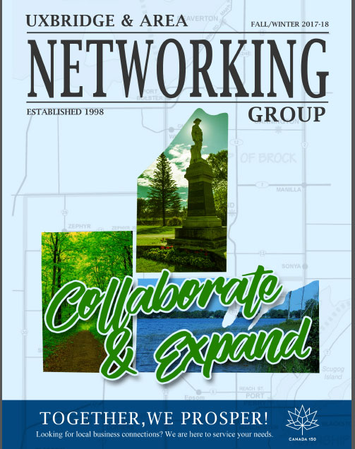 2017-18 Fall_Winter Networking Magazine