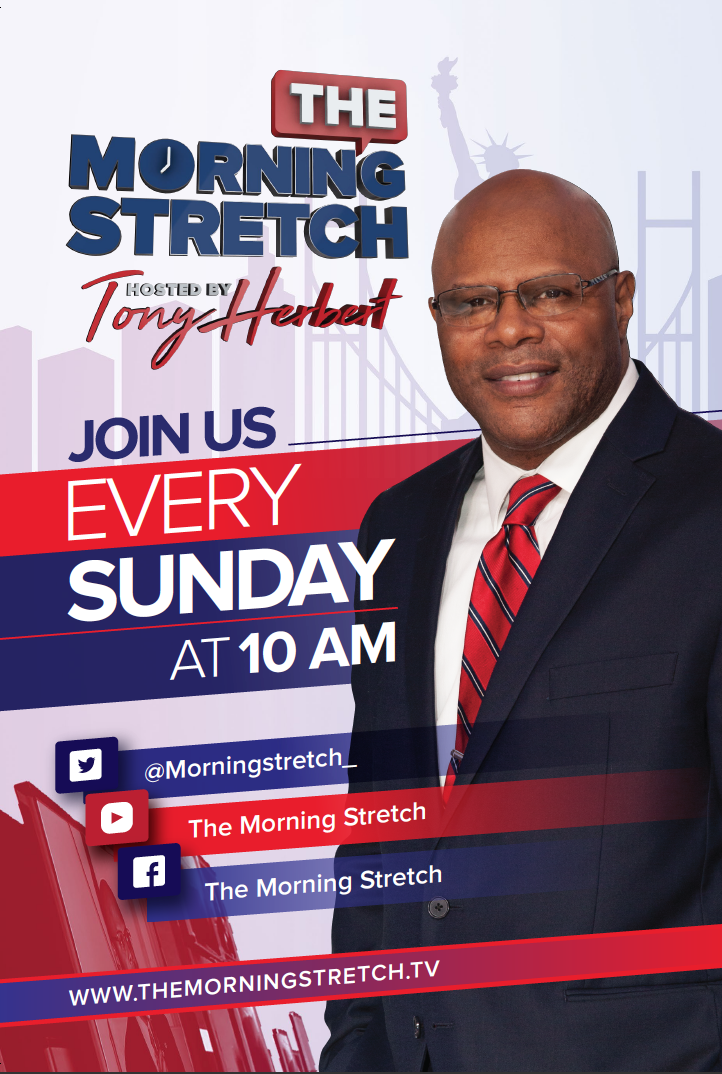 Join us Sunday May 20, 2018 10:00AM at WWW THEMORNINGSTRETCH