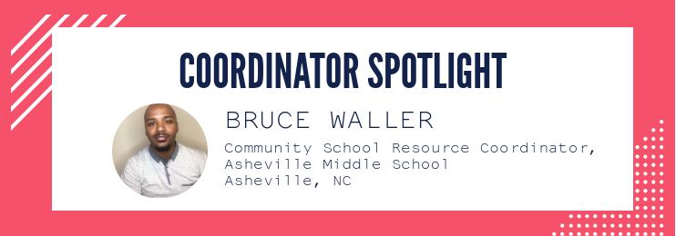 Coordinator Spotlight - Bruce Waller_ Coordinator at Asheville Middle School _NC_