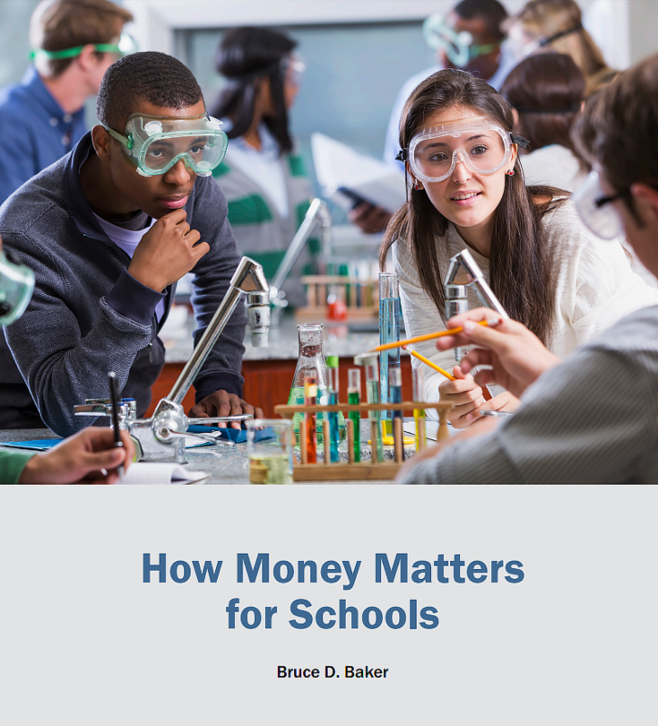 How Money Matters for Schools Publication cover