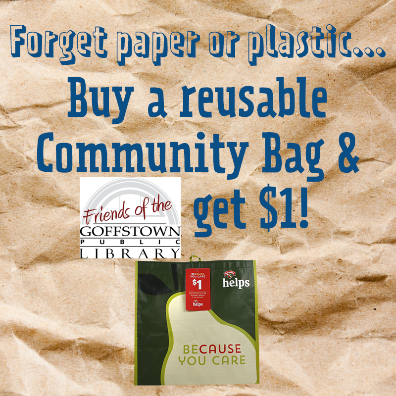 Hannaford Helps Reusable Bag Program