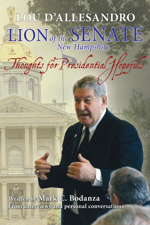 Book Cover for Lou D'Allesandro Lion of the Senate