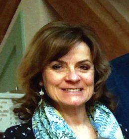 Library Trustee Suzanne Riel