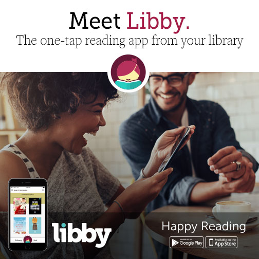 Meet Libby the new app for mobile reading and listening