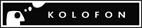 Kolofon Logo