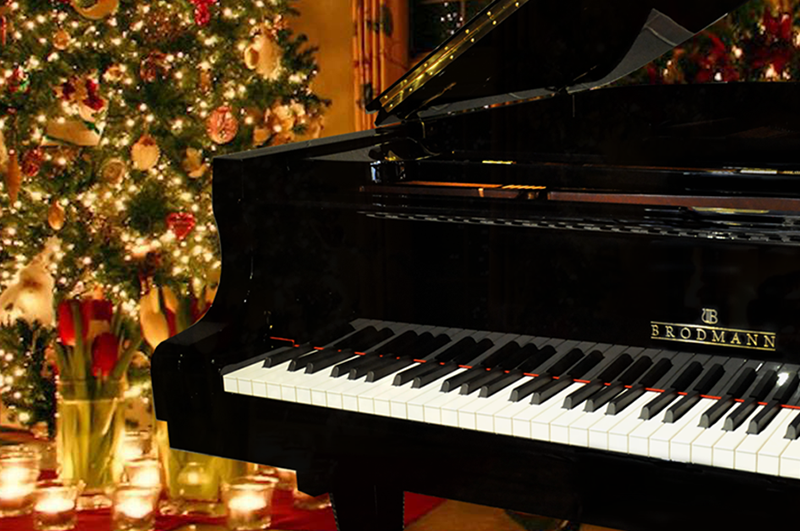Christmas Piano Sale