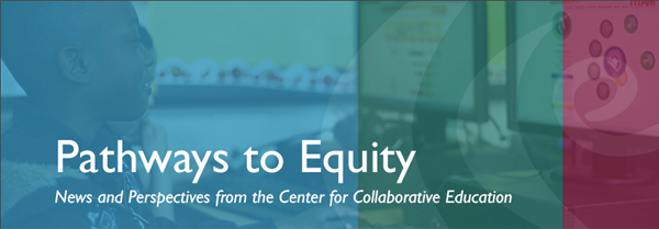 Pathways to Equity header
