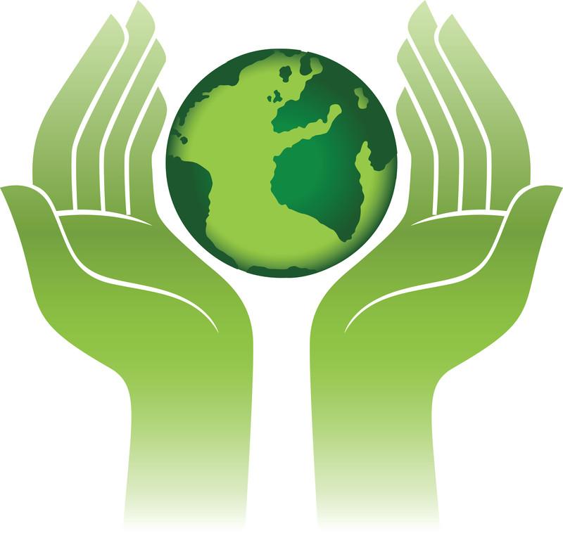 Эмблема экологии своими руками 32