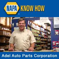 Adel Auto Parts NAPA